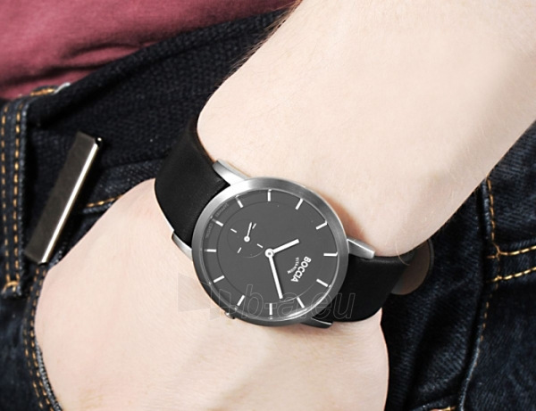 Vīriešu pulkstenis Boccia Titanium 3540-02 Paveikslėlis 4 iš 4 30069601248