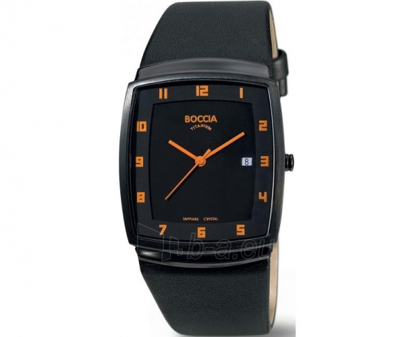 Vīriešu pulkstenis Boccia Titanium 3541-04 Paveikslėlis 1 iš 1 30069601830