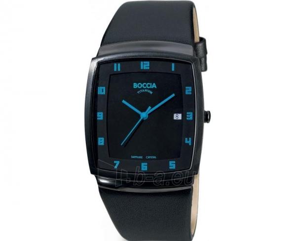 Vyriškas laikrodis Boccia Titanium 3541-05 Paveikslėlis 1 iš 1 30069601831