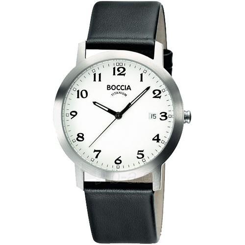 Vyriškas laikrodis Boccia Titanium 3544-01 Paveikslėlis 1 iš 1 30069601251