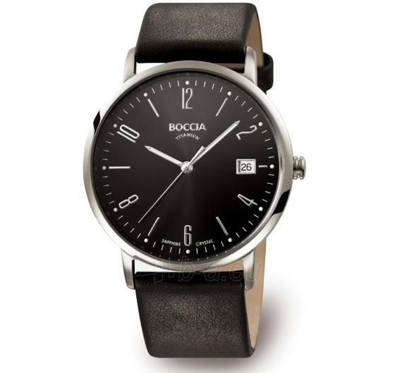 Vīriešu pulkstenis Boccia Titanium 3557-02 Paveikslėlis 1 iš 4 30069601273