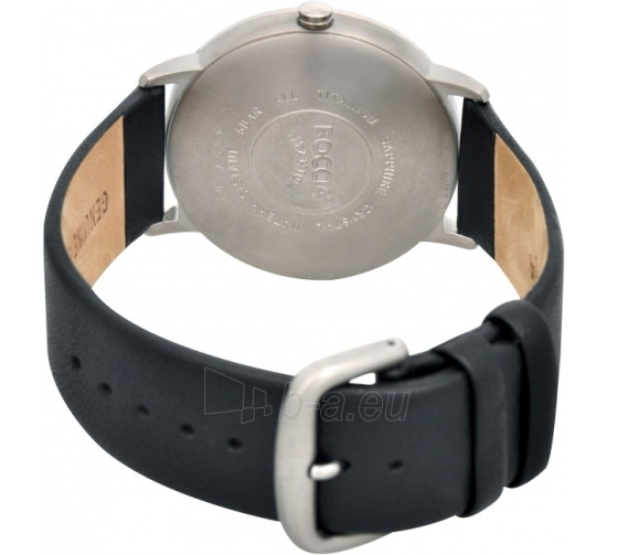 Vīriešu pulkstenis Boccia Titanium 3557-02 Paveikslėlis 2 iš 4 30069601273