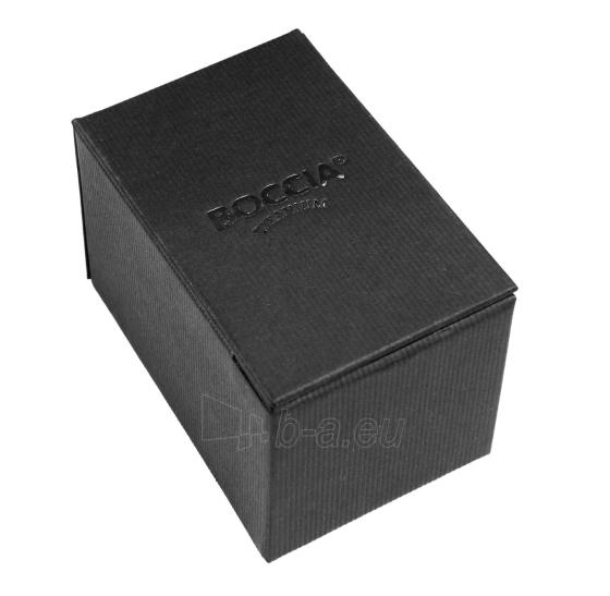 Vīriešu pulkstenis Boccia Titanium 3557-02 Paveikslėlis 4 iš 4 30069601273