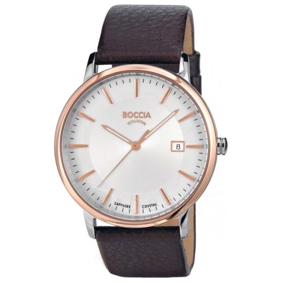 Vyriškas laikrodis Boccia Titanium 3557-04 Paveikslėlis 1 iš 3 30069601274