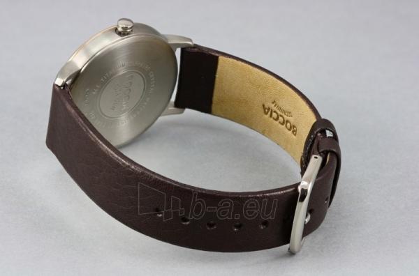 Vyriškas laikrodis Boccia Titanium 3557-04 Paveikslėlis 3 iš 3 30069601274