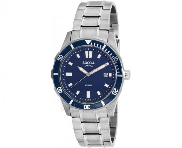 Vyriškas laikrodis Boccia Titanium 3567-04 Paveikslėlis 1 iš 1 30069601287