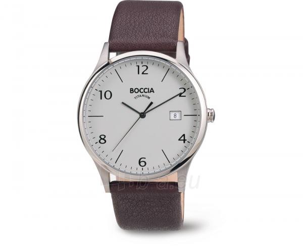 Male laikrodis Boccia Titanium 3585-02 Paveikslėlis 1 iš 1 30069609819