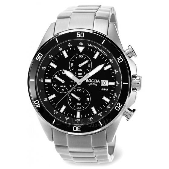 Men's watch Boccia Titanium 3762-01 Paveikslėlis 1 iš 3 30069601299