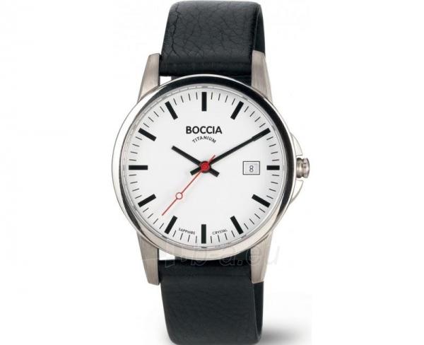 Vyriškas laikrodis Boccia Titanium 604-18 Paveikslėlis 1 iš 1 30069601836