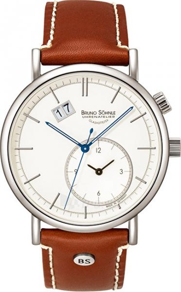 Male laikrodis Bruno Söhnle Lago GMT 17-13156-241 Paveikslėlis 1 iš 4 310820119193
