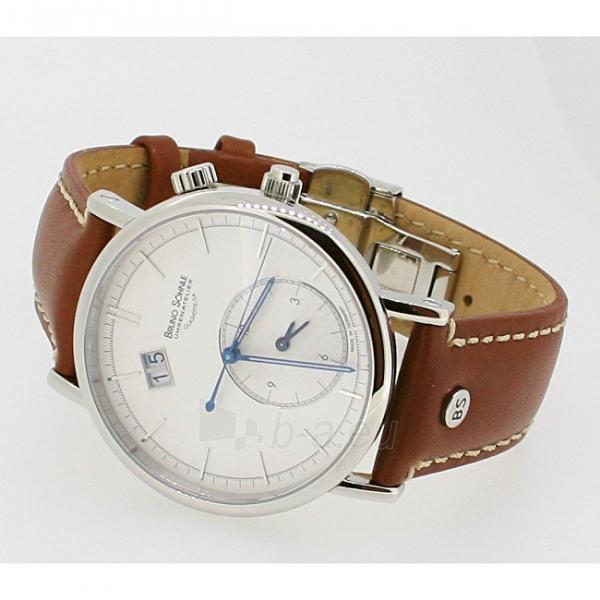 Male laikrodis Bruno Söhnle Lago GMT 17-13156-241 Paveikslėlis 2 iš 4 310820119193