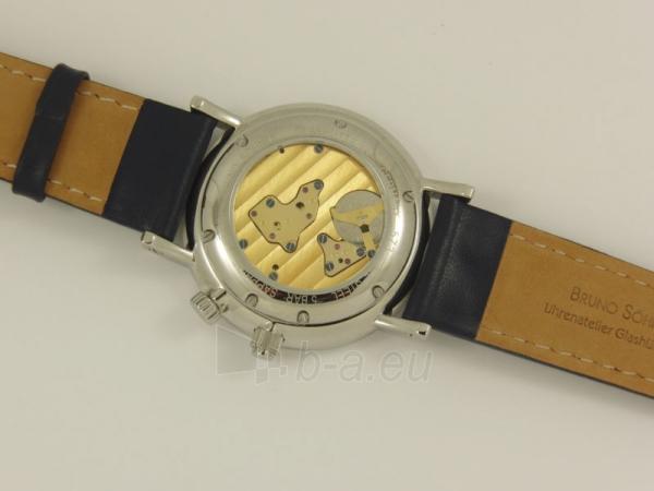 Male laikrodis Bruno Söhnle Lago GMT 17-13156-241 Paveikslėlis 4 iš 4 310820119193