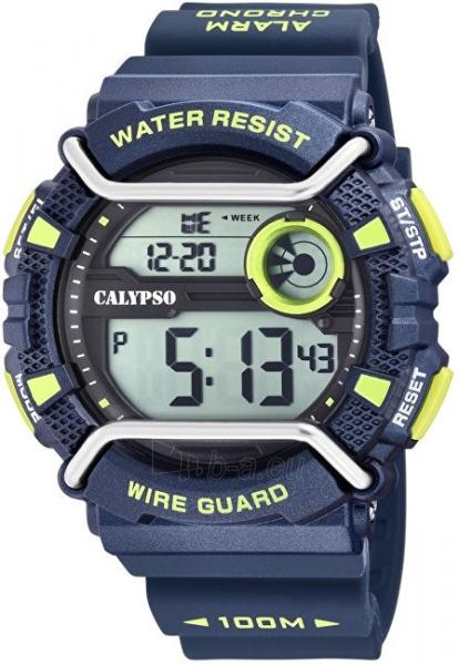 Vīriešu pulkstenis Calypso Anadigit K5764/3 Paveikslėlis 1 iš 1 310820136485