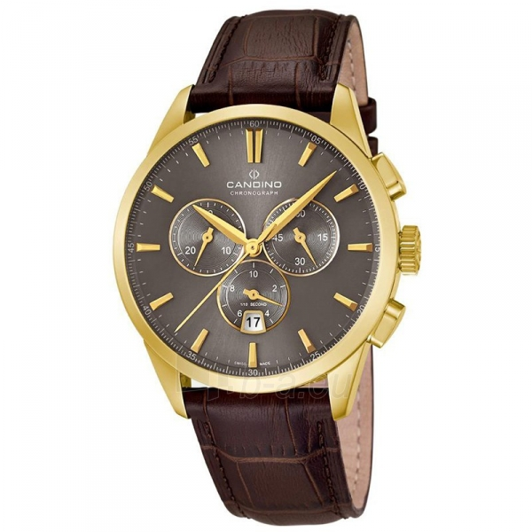 Vīriešu pulkstenis Candino Elegance C4518/2 Paveikslėlis 1 iš 1 30069605208