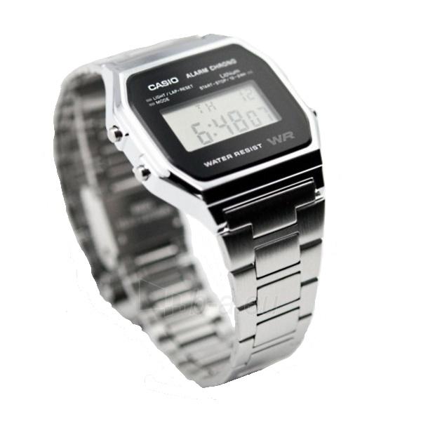 Vīriešu pulkstenis Casio A158WEA-1EF Paveikslėlis 3 iš 5 310820104974