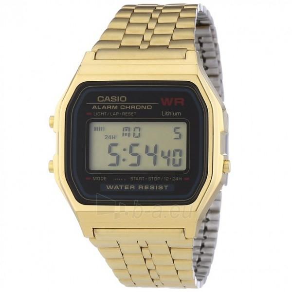 Vyriškas laikrodis Casio A159WGEA-1EF Paveikslėlis 2 iš 4 30069606068