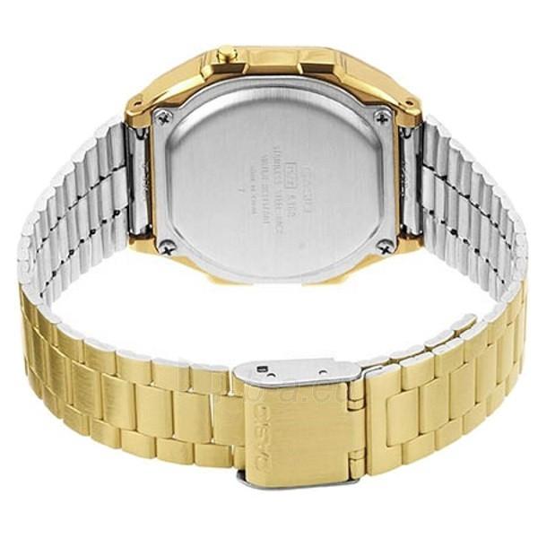 Vyriškas laikrodis Casio A168WEGC-3EF Paveikslėlis 2 iš 3 310820008946