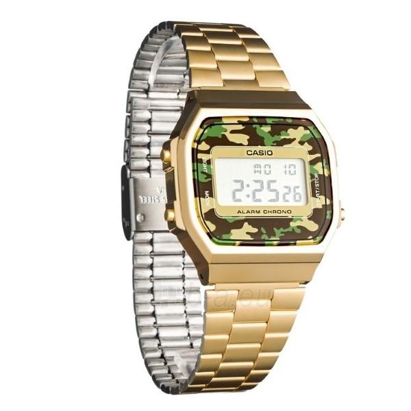 Vyriškas laikrodis Casio A168WEGC-3EF Paveikslėlis 3 iš 3 310820008946