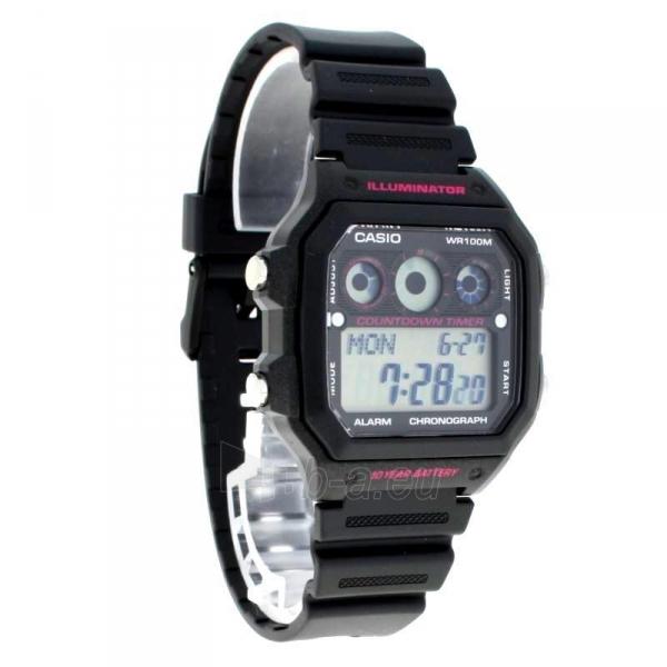 Vyriškas laikrodis Casio AE-1300WH-1A2VEF Paveikslėlis 3 iš 7 310820008920