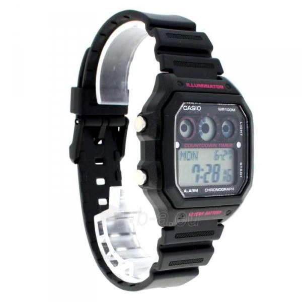 Vyriškas laikrodis Casio AE-1300WH-1A2VEF Paveikslėlis 4 iš 7 310820008920