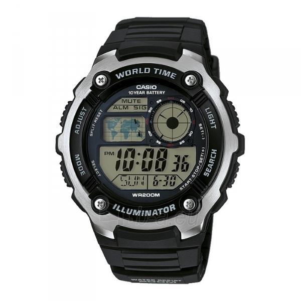 Vīriešu pulkstenis Casio AE-2100W-1AVEF Paveikslėlis 1 iš 6 310820008919