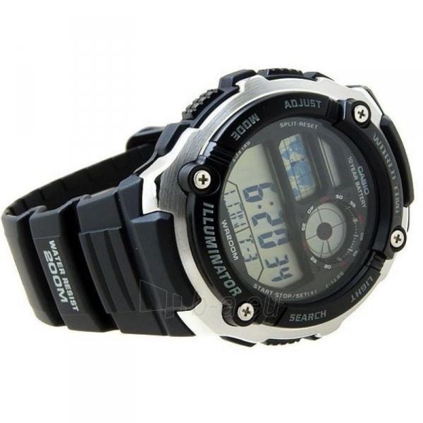 Vīriešu pulkstenis Casio AE-2100W-1AVEF Paveikslėlis 4 iš 6 310820008919