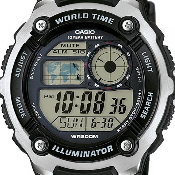 Vīriešu pulkstenis Casio AE-2100W-1AVEF Paveikslėlis 6 iš 6 310820008919