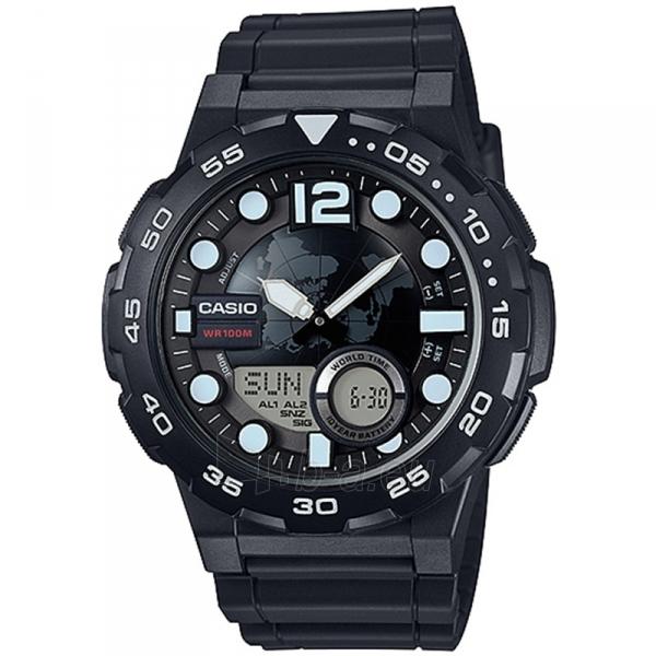 Vīriešu pulkstenis Casio AEQ-100W-1AVDF Paveikslėlis 1 iš 1 310820009033
