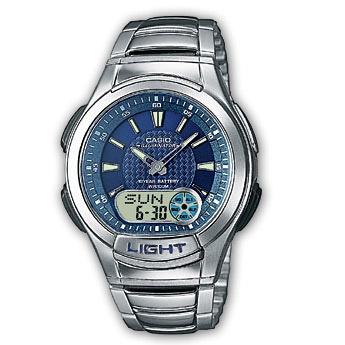 Vīriešu pulkstenis CASIO AQ-180WD-2AVEF Paveikslėlis 1 iš 1 310820009046