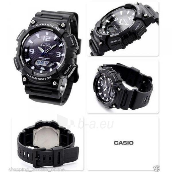 Male laikrodis Casio AQ-S810W-1AVEF Paveikslėlis 2 iš 6 310820009038