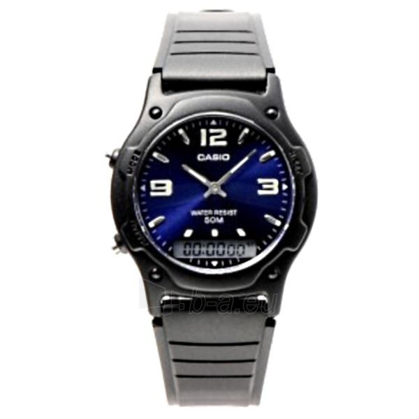 Male laikrodis Casio AW-49HE-2AVEF Paveikslėlis 1 iš 4 310820008947
