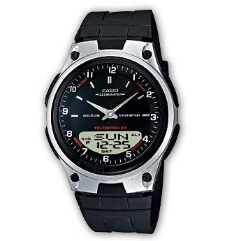 Male laikrodis CASIO AW-80-1AVES Paveikslėlis 1 iš 3 310820008926