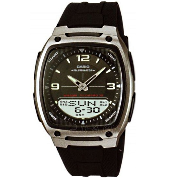 Men's watch Casio AW-81-1A1VES Paveikslėlis 1 iš 3 30069605832
