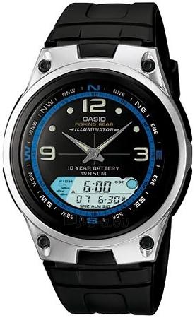 Male laikrodis Casio AW-82-1AVEF Paveikslėlis 1 iš 1 310820008911