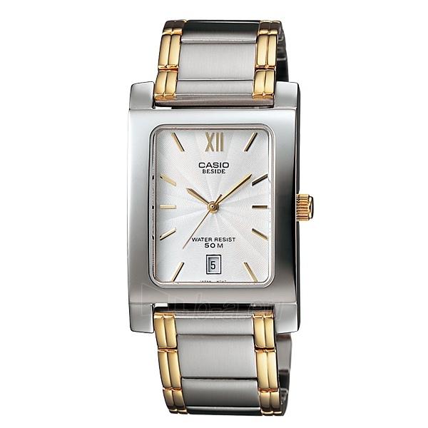 Men's watch CASIO BEM-100SG-7AVEF Paveikslėlis 1 iš 1 30069605838