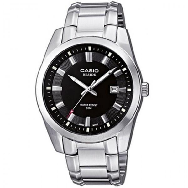 Men's watch Casio BEM-116D-1AVEF Paveikslėlis 1 iš 1 30069605844