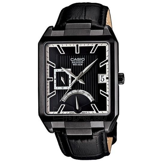 Vyriškas laikrodis Casio BEM-309BL-1AVEF Paveikslėlis 1 iš 2 30069605853