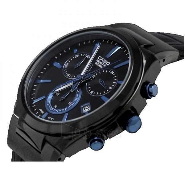 Vīriešu pulkstenis CASIO BEM-508BL-1AVEF Paveikslėlis 3 iš 4 30069605860