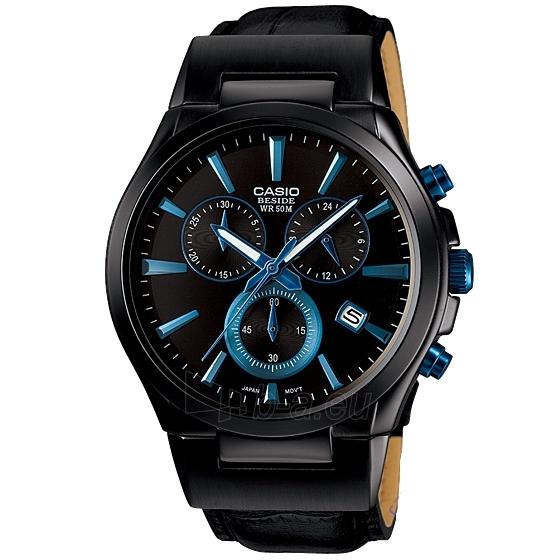 Vīriešu pulkstenis CASIO BEM-508BL-1AVEF Paveikslėlis 4 iš 4 30069605860