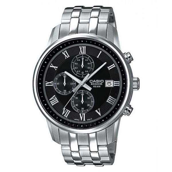Male laikrodis Casio Beside BEM-511D-1AVEF Paveikslėlis 1 iš 7 30069606789