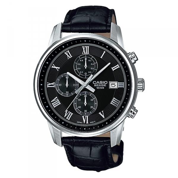 Male laikrodis Casio Beside BEM-511L-1AVEF Paveikslėlis 1 iš 7 30069606790