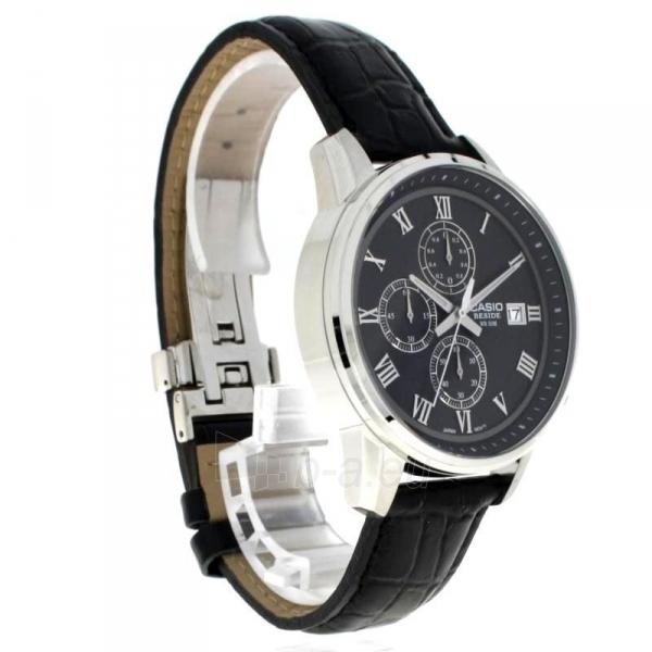 Male laikrodis Casio Beside BEM-511L-1AVEF Paveikslėlis 3 iš 7 30069606790