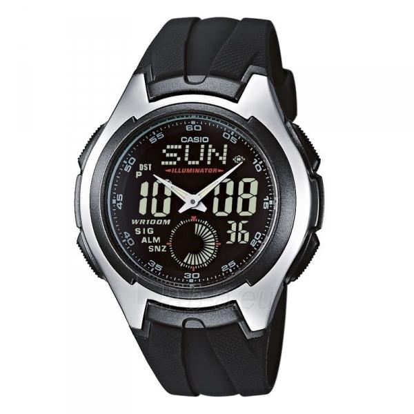 Vyriškas laikrodis Casio Collection AQ-160W-1BVEF Paveikslėlis 1 iš 5 30069602016