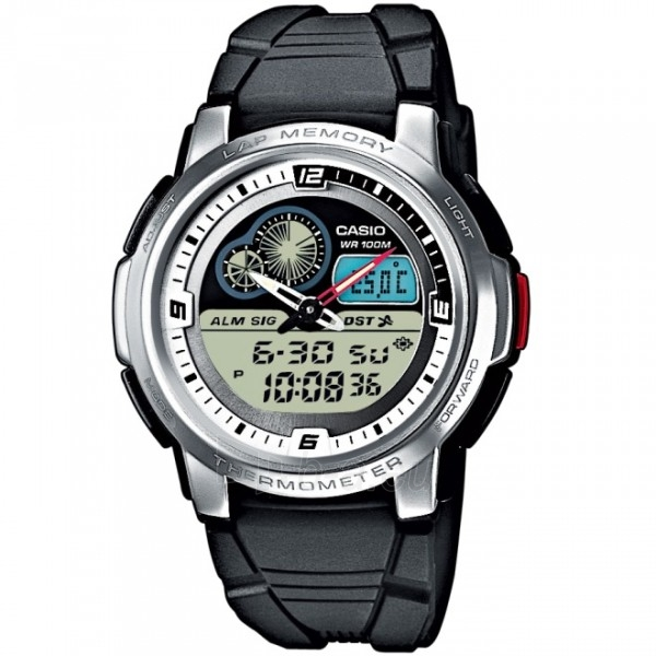 Men's watch Casio Collection AQF-102W-7BVEF Paveikslėlis 1 iš 2 30069602024