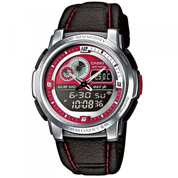 Vyriškas laikrodis Casio Collection AQF-102WL-4BVEF Paveikslėlis 1 iš 5 30069602026