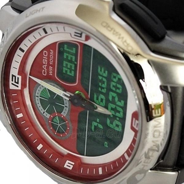 Vyriškas laikrodis Casio Collection AQF-102WL-4BVEF Paveikslėlis 4 iš 5 30069602026
