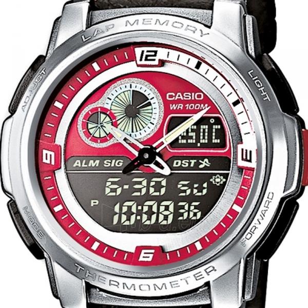 Vyriškas laikrodis Casio Collection AQF-102WL-4BVEF Paveikslėlis 5 iš 5 30069602026