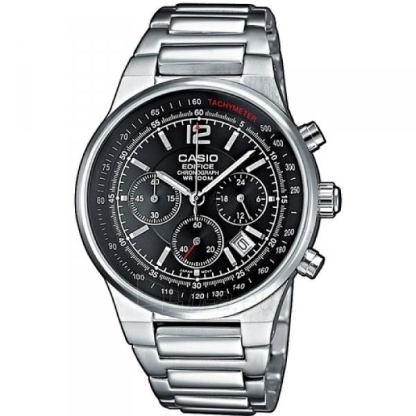 Vyriškas laikrodis Casio Edifice EF-500D-1AVEF Paveikslėlis 1 iš 5 30069602091
