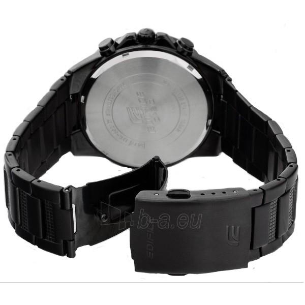 Male laikrodis Casio Edifice EFR-302BK-1AVUEF Paveikslėlis 3 iš 5 310820009036
