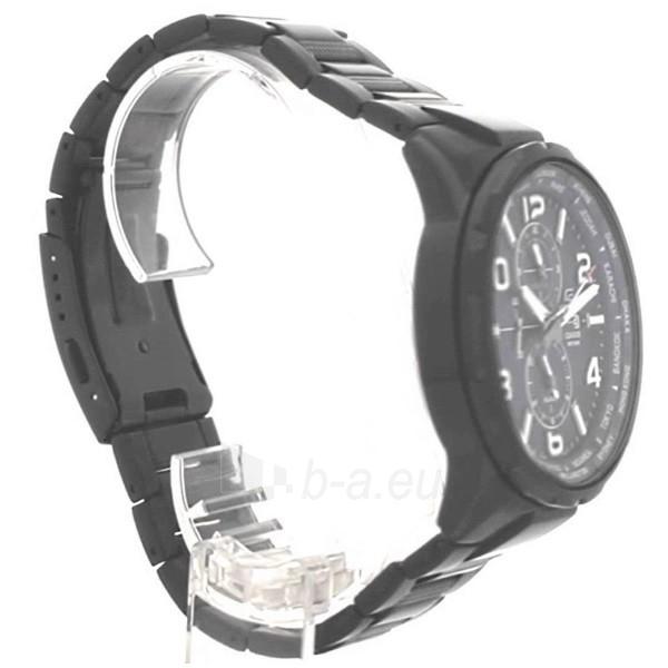 Male laikrodis Casio Edifice EFR-302BK-1AVUEF Paveikslėlis 4 iš 5 310820009036